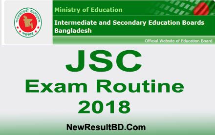 JSC Routine 2018