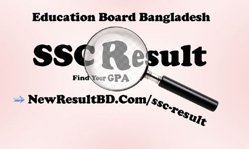 SSC Result 2020 Published. Check SSC, VOC, TEC, Dakhil Exam Result Marksheet, Education Board SSC Examination Results, SSC Exam Results eboardresults app