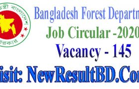 Forest Department Job Circular
