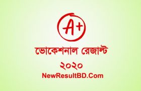 Vocational Result 2020, SSC BTEB Result, Technical Board SSC Result