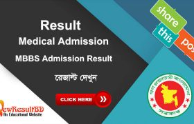 MBBS Exam Result 2021