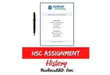 HSC History Assignment