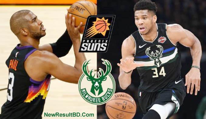 NBA Final Live Milwaukee Bucks vs Phoenix Suns