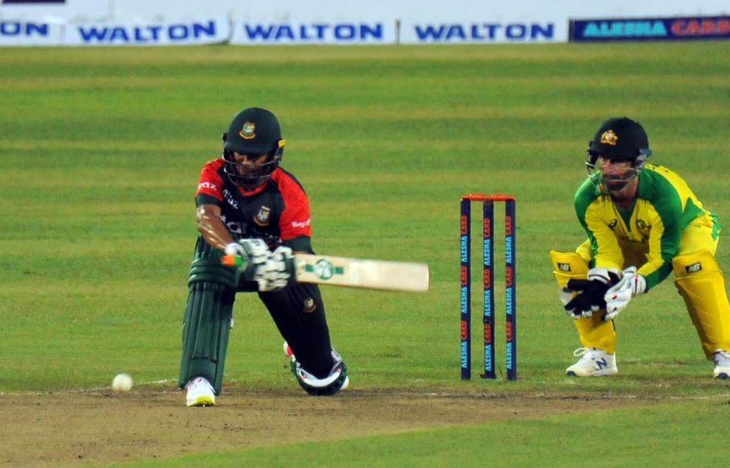Bangladesh vs Australia T20 match image